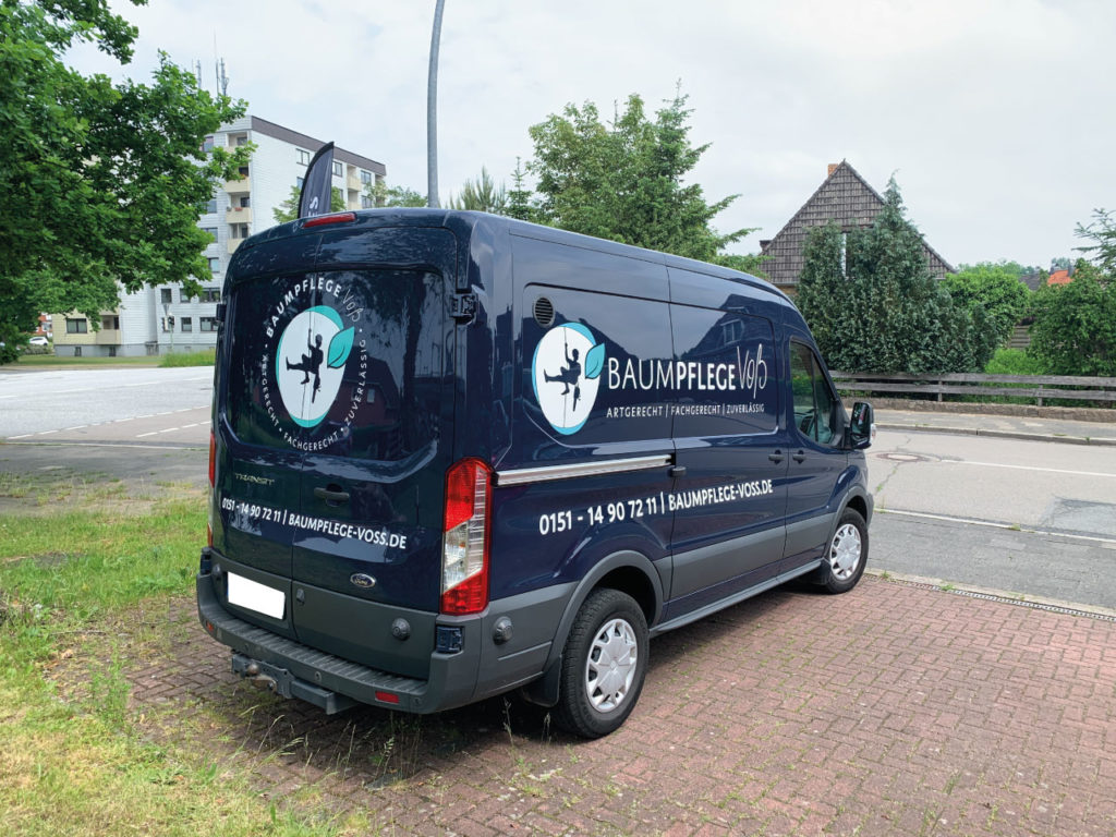 Fahrzeugfolierung Neumünster MediaHeroes Werbeagentur