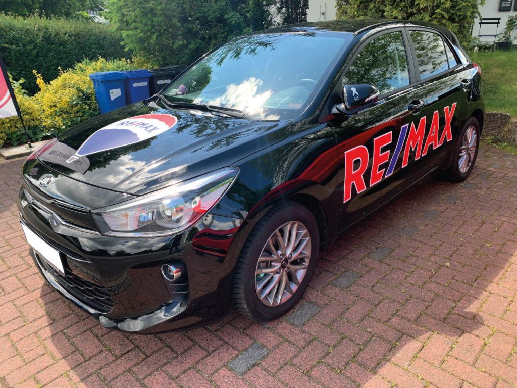 REMAX Fahrzeugbeschriftung