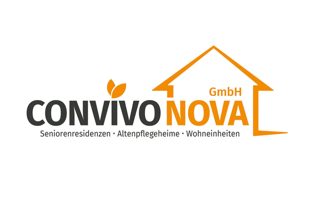MediaHeroes Logodesign für Convivo Nova