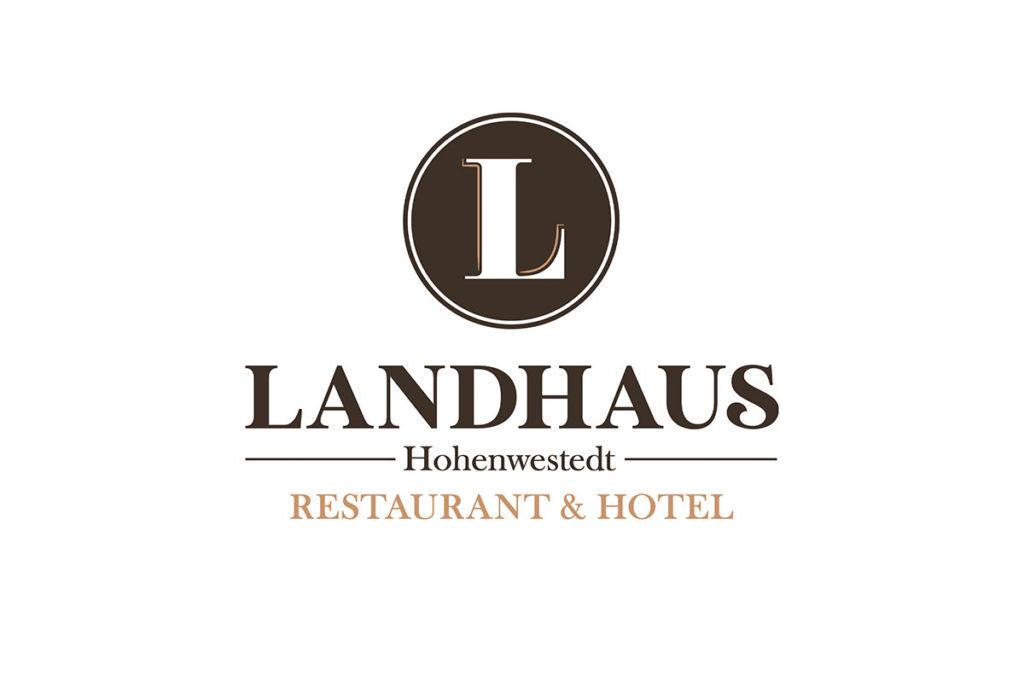 MediaHeroes Logodesign für Landhaus