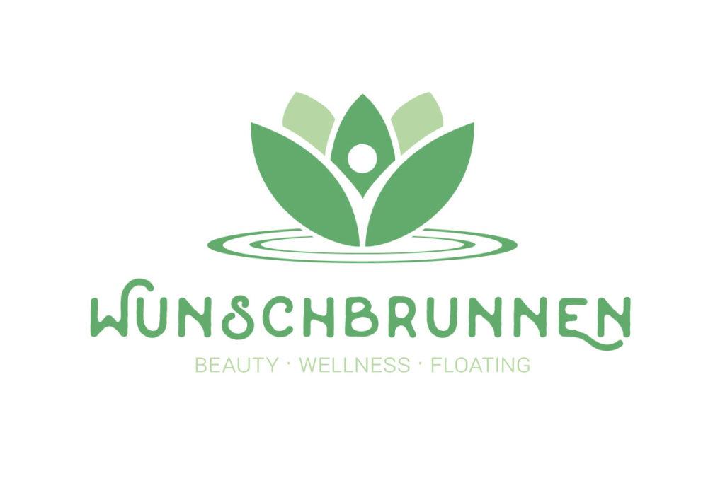 MediaHeroes Logodesign für Wunschbrunnen